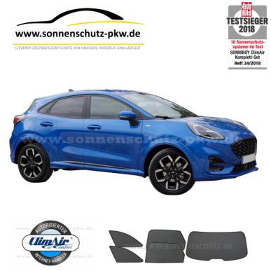Ford ecosport sonnenschutz sonniboy