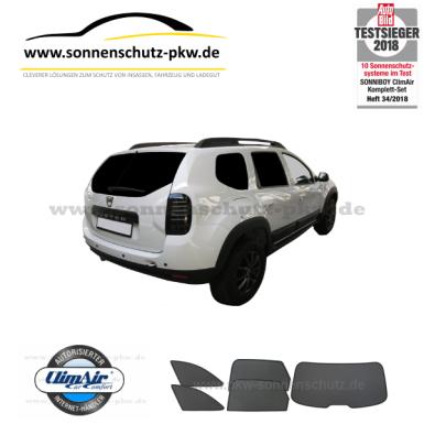 sonnenschutz sonniboy Dacia Duster